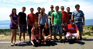 Jugend Camp Kroatien Insel KRK