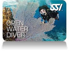 Open Water Kurs SSI / Padi 03